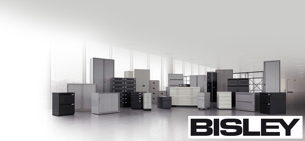 WIDE RANGE OF BISLEY STORAGE UNITS