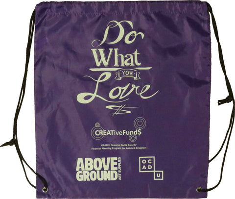 Custom Printed Cinch Bags - Prices as low as $0.60 each.