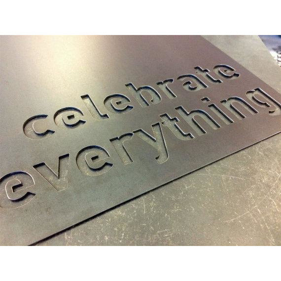 Celebrate Everything Magnet Board