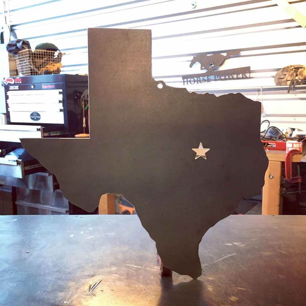 Texas | Custom Metal Sign | #1103