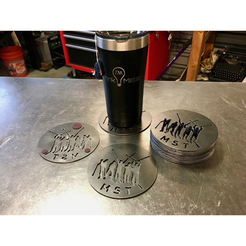 Custom Coasters | Metal | #1011