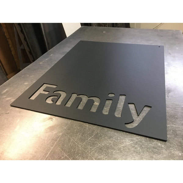 "Family | Magnet Board | 14""x18"" 