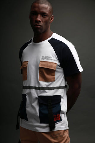 Urban Pockets Tee
