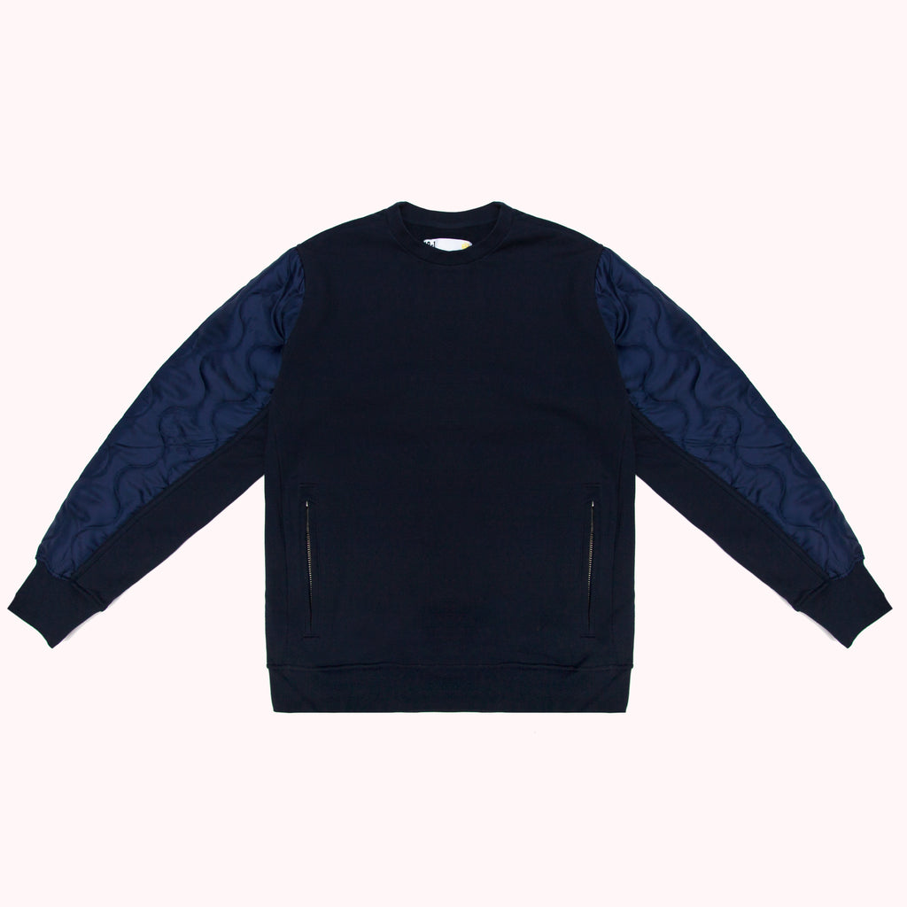 Kings Quilted Crew