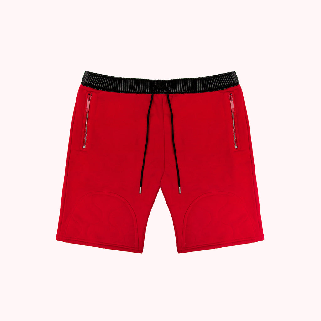 Qulited  Rugby Shorts