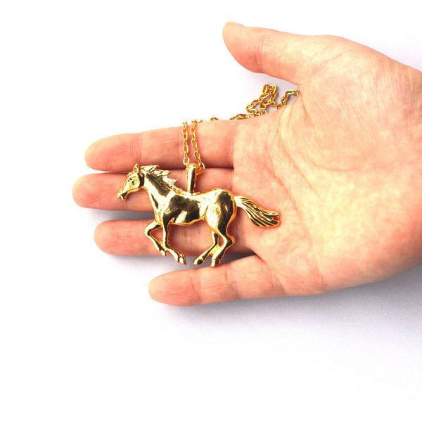 Fashion Necklace For Horse Lovers