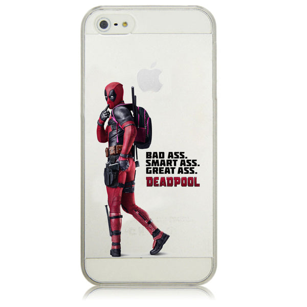 Deadpool cases cover for iPhone
