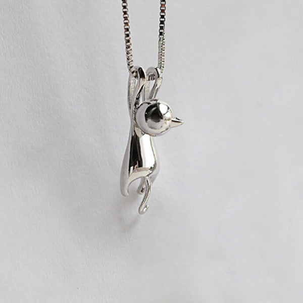 Cute Fashion Cat Necklace ★FREE★
