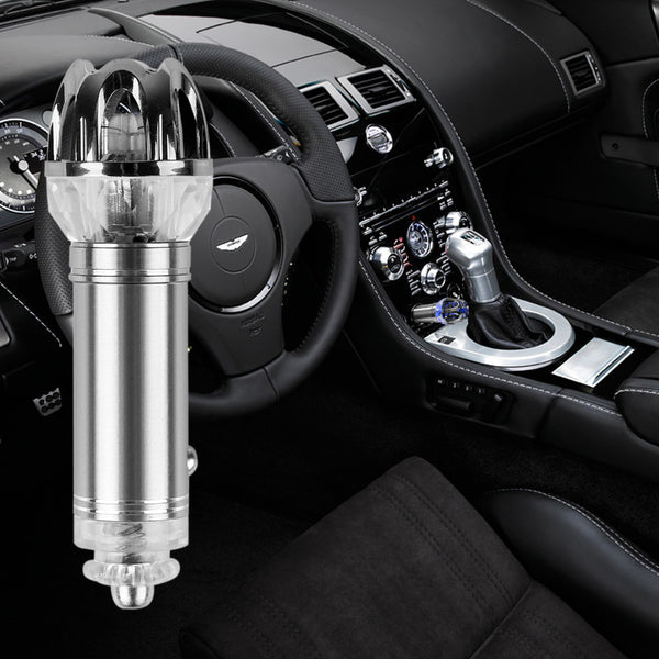 Car Anion Air Purifier Auto air purifier oxygen - Crystal Lux