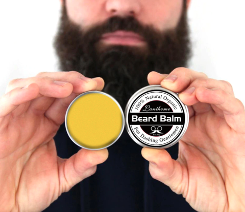 Beard Balm & Moustache Wax (2 IN 1)