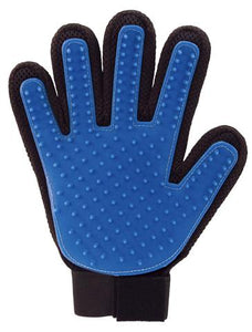 Silicone Pet Grooming Glove For Dogs