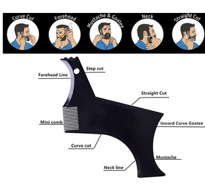 MULTI-STYLES BEARD SHAPER