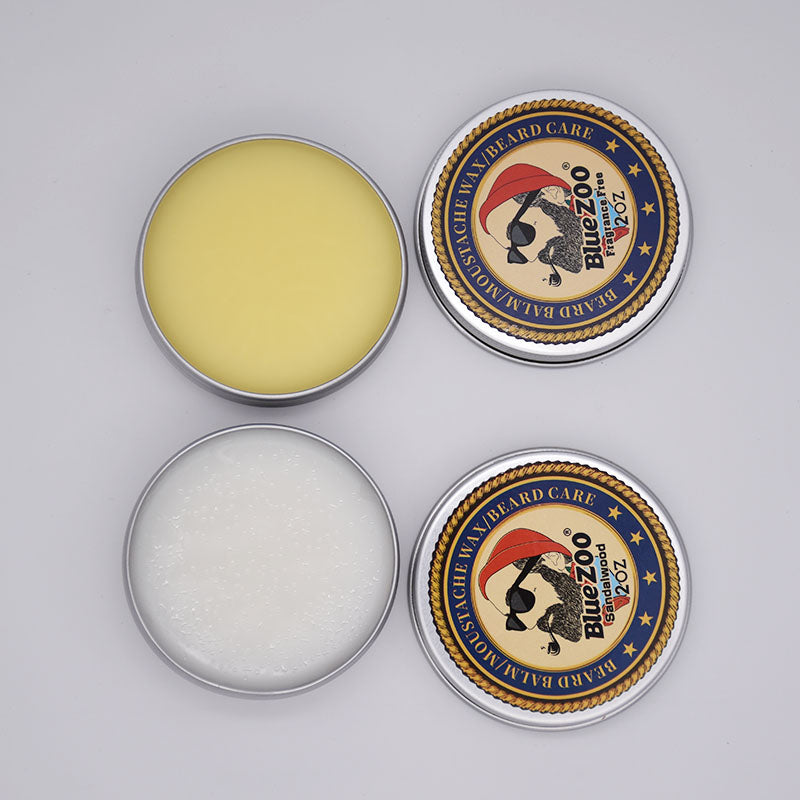 Mustache & Beard Wax - Made from Natural and Organic Ingredients
