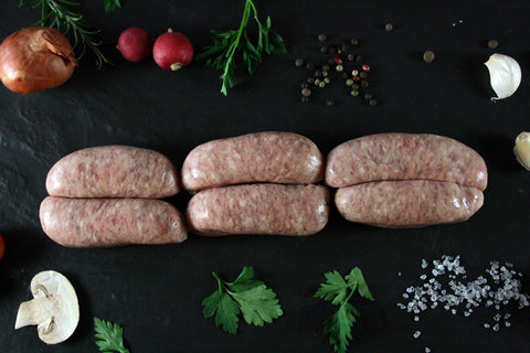 Just Pork Sausages