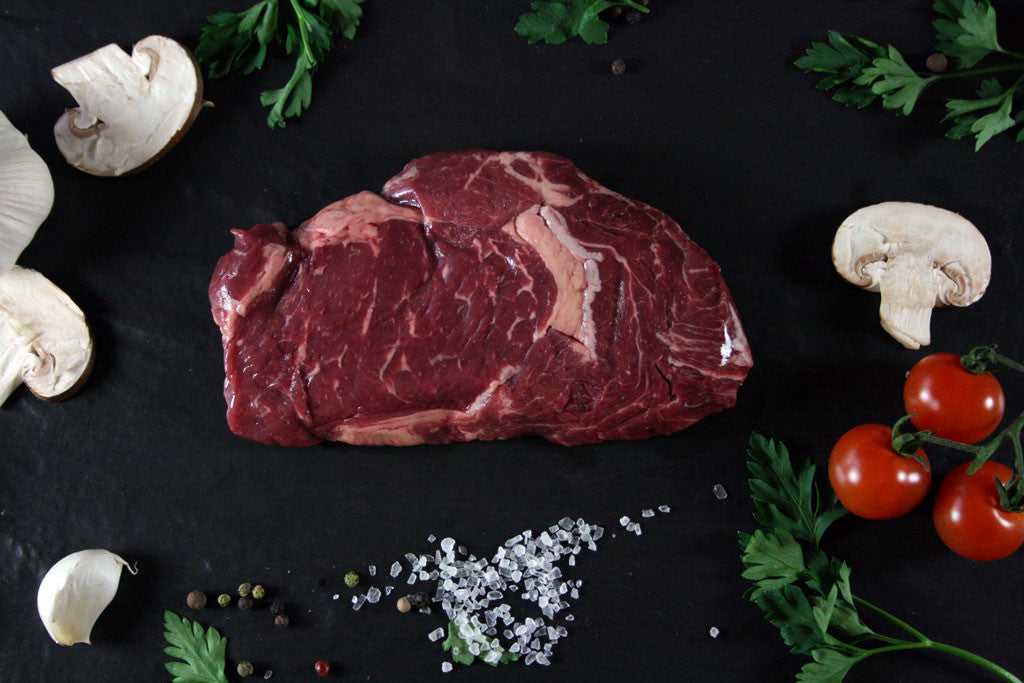 Hereford Beef Ribeye Steak