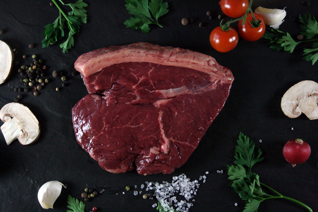 Hereford Beef Rump Steak
