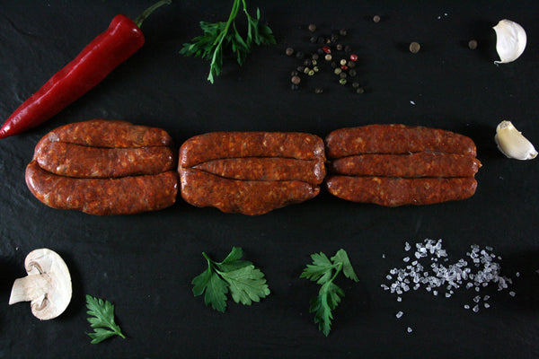 Merguez Spicy Lamb & Beef Sausages