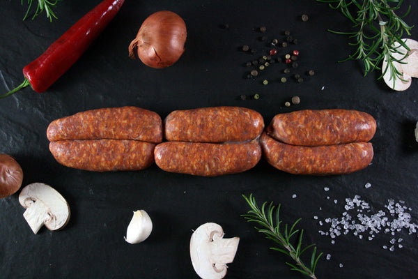 Mexican Grill Pork Sausages