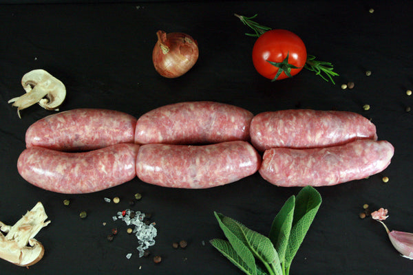 Porky Pork Sausages