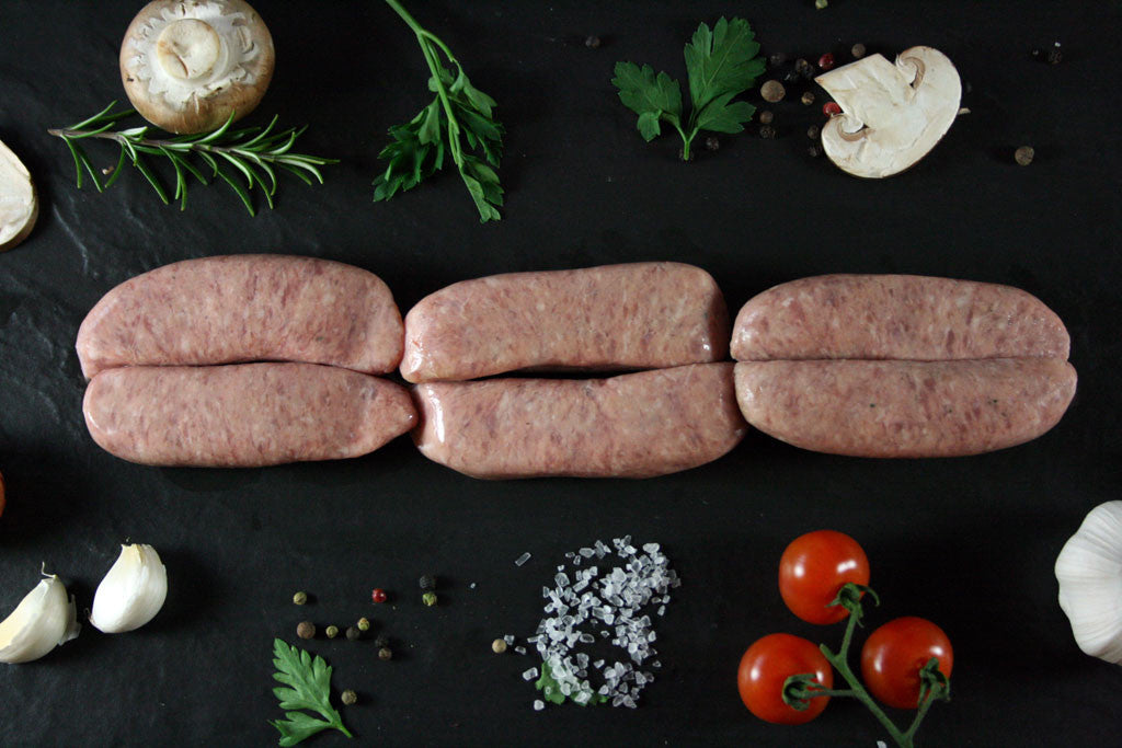 Suffolk Orchard Pork Sausages