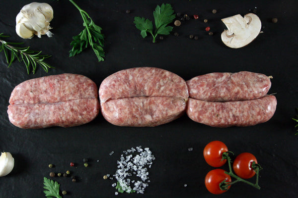 Toulouse Pork Sausages
