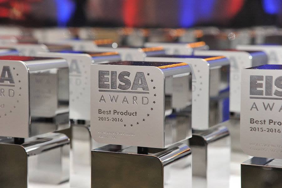 SPIN remote wins EISA Award
