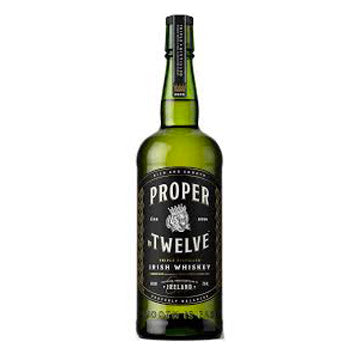 Proper Twelve, Irish Whiskey