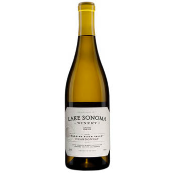 Lake Sonoma, Chardonnay Russian River Valley