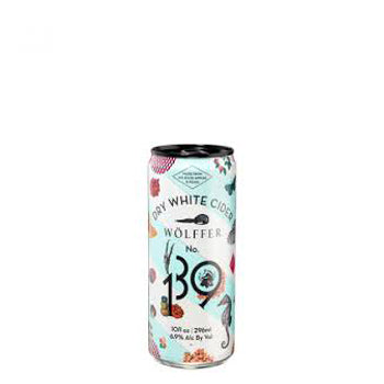 Wolffer Dry White Cider 10 oz
