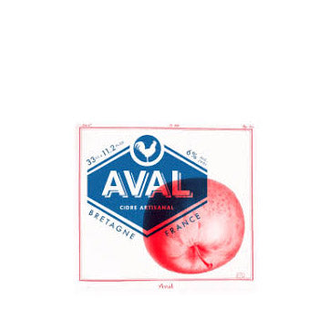 Aval Cider 12 oz, 355ml