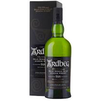 Ardbeg 10 Year Old Single Malt Islay Scotch