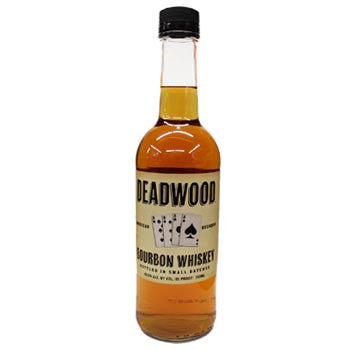 Deadwood American Bourbon Whiskey