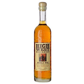 High West Whisky Double Rye