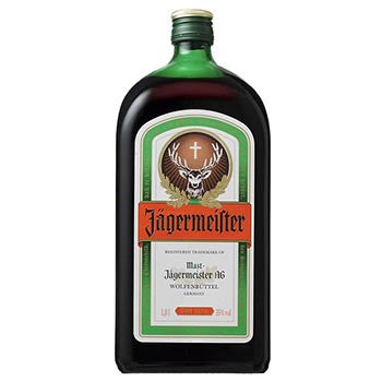 Jagermeister 750ml Gift Pack