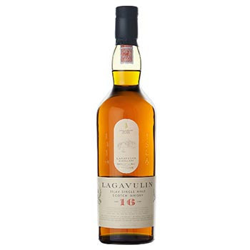 Lagavulin 16yr Islay Single Malt Scotch Whisky