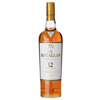 Macallan 12yr Highland Single Malt Scotch