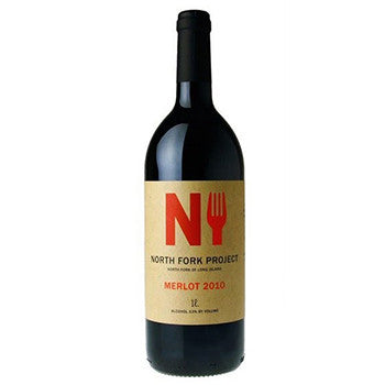 North Fork Project Merlot 2012 1L