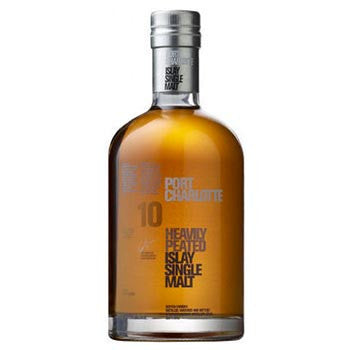Bruichladdich Port Charlotte Heavily Peated Islay Single Malt Scotch 750ml