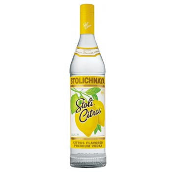 Stoli Vodka Citrus