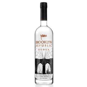 Brooklyn Republic Vodka 375ml