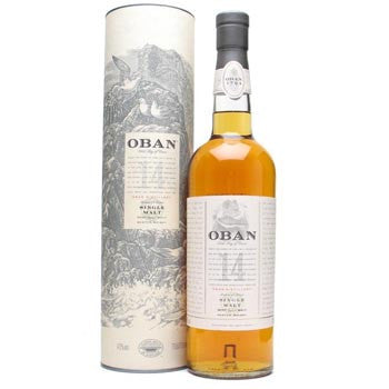 Oban 14 Year Old West Highland Single Malt Scotch