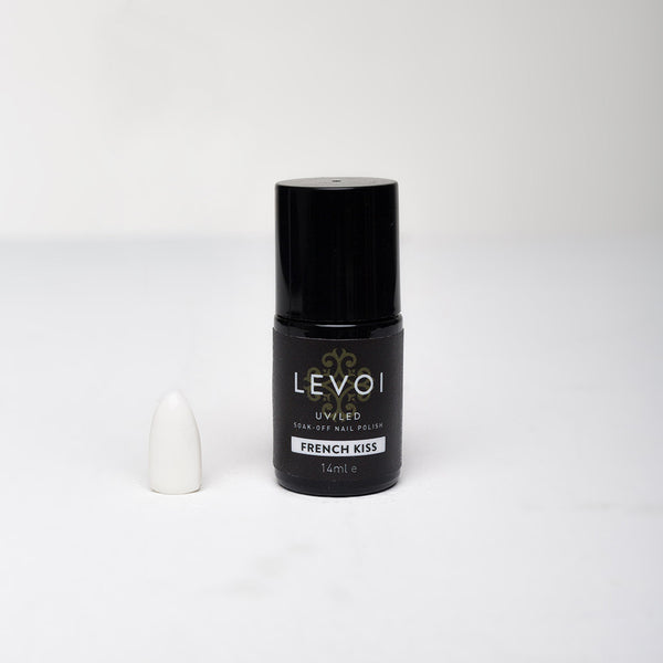 LEVOI Uv/Led Soak Off Gel Polish, FRENCH KISS