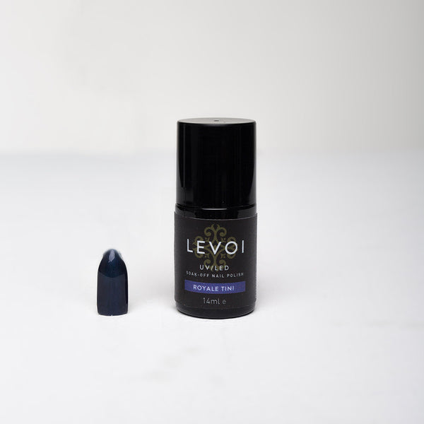 LEVOI Uv/Led Soak Off Gel Polish, ROYAL~TINI
