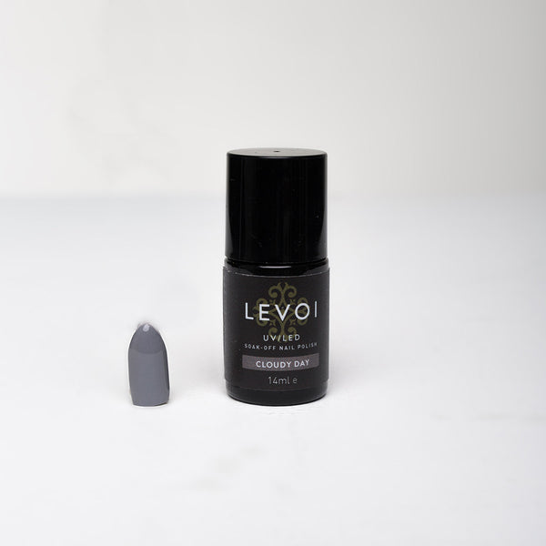LEVOI Uv/Led Soak Off Gel Polish, CLOUDY DAY