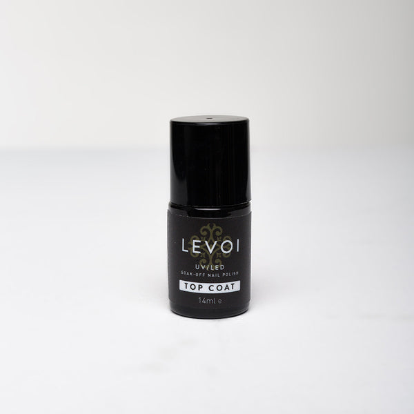 LEVOI Uv/Led soak off gel polish, TOP COAT