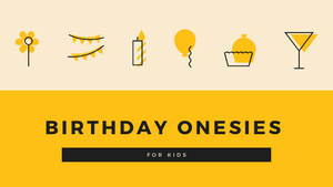 Onesie Themed Birthday Parties For Kids