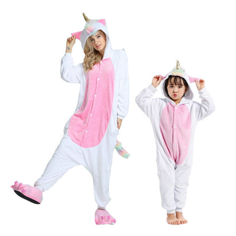 Mother and daughter Unicorn Onesie