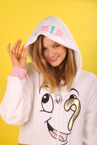 Disney's Beauty and the Beast 'Chip- the Teacup' Adult Primark Onesie