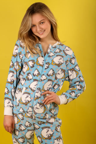 Beauty and the Beast Primark Onesie