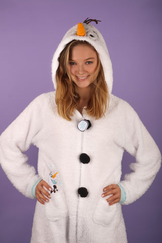 Frozen's Olaf The Snowman Adult Primark Onesie